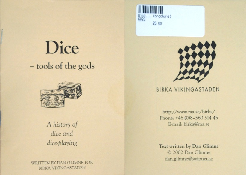 Dice - Tools of the Gods