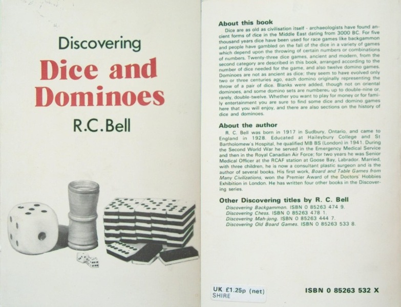 DISCOVERING DICE AND DOMINOES