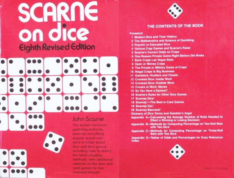 SCARNE ON DICE