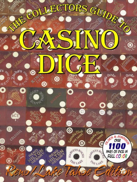 Olsens guide to collecting casino dice don yamauchi michael mina casino