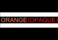Dice : D100 ORANGE AND 00 01