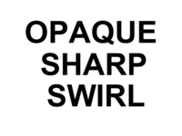Dice : D12 OPAQUE SHARP SWIRL 00