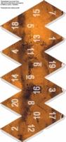 Dice : D20 ICOSAHEDRON ICOMARS