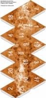 Dice : D20 ICOSAHEDRON ICOVENUS 01