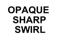 Dice : D20 OPAQUE SHARP SWIRL 00
