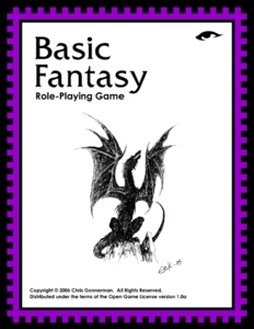 Dice : diceinfo book basic fantasy rpg 01