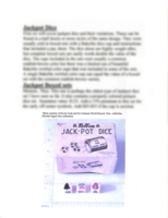 Dice : diceinfo book the collectors guide to jackpot and slot machine dice 03