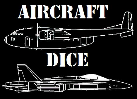 AIRCRAFT DICE