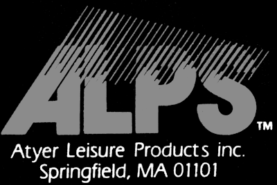 ATYER LEISURE PRODUCTS (ALPS)