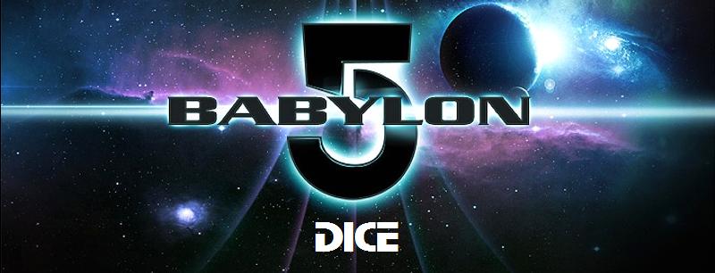 BABYLON 5 DICE
