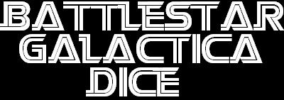 battlestar galactica dice