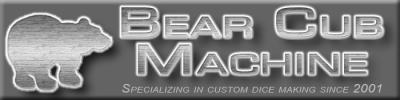 BEAR CUB MACHINE
