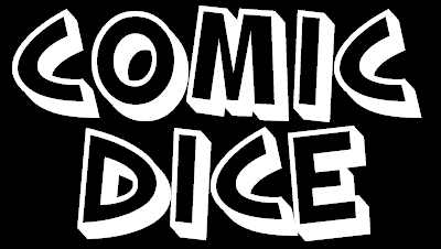 COMIC DICE