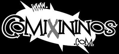 COMIXININOS DICE