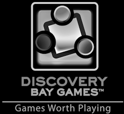 DISCOVERY BAY GAMES DICE