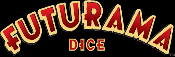 FUTURAMA DICE