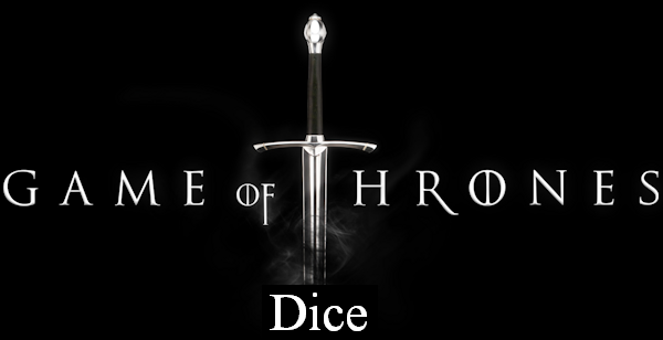 game of thrones dice