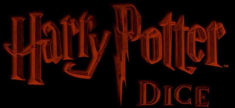 HARRY POTTER DICE