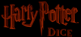 HARRY POTTER DICE