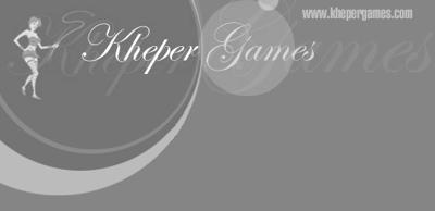 KHEPER GAMES
