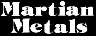 martian metals