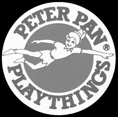 peter pan playthings