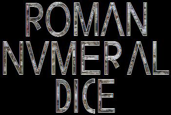 Roman Numeral Dice