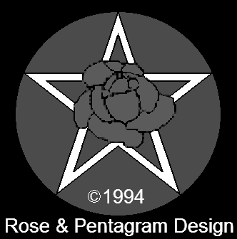Rose and Pentagram