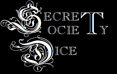 SECRET SOCIETY DICE