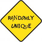 RANDOMLY UNIQUE