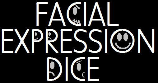 FACIAL EXPRESSION DICE