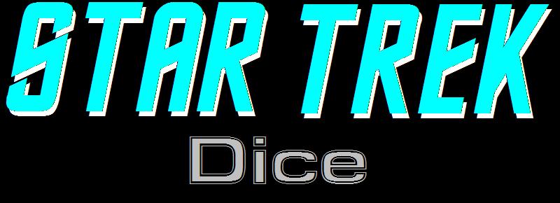 STAR TREK DICE