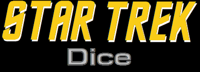 STAR TREK DICE
