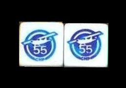 CHP DRIVE 55 DICE