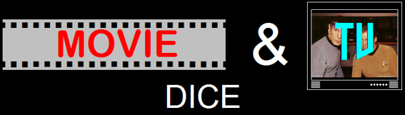 MOVIE AND TELEVISION RELATED DICE