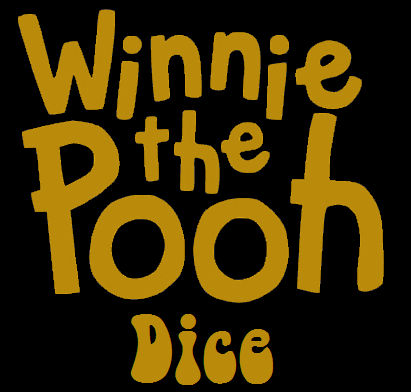 WINNIE THE POOH DICE