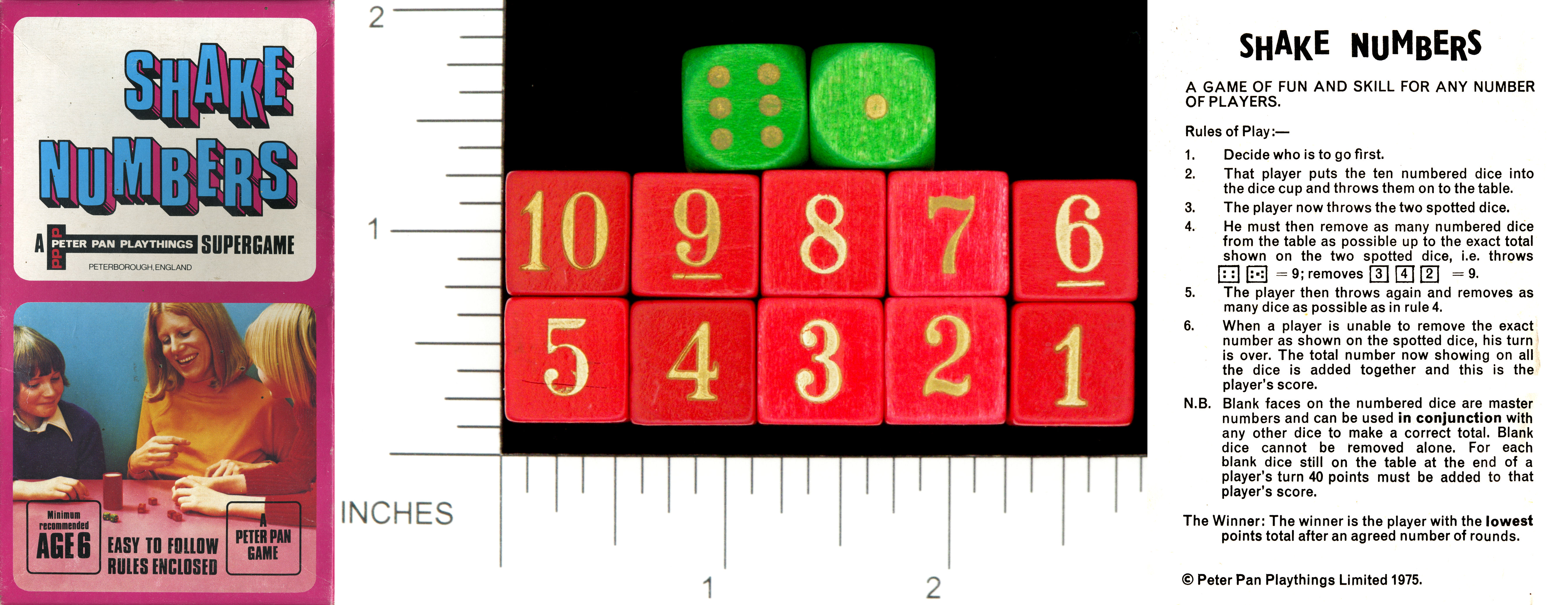 Dicecollector dice theme brand dice wood d6 peter pan playthings shake numbers 01 biocorpaavc