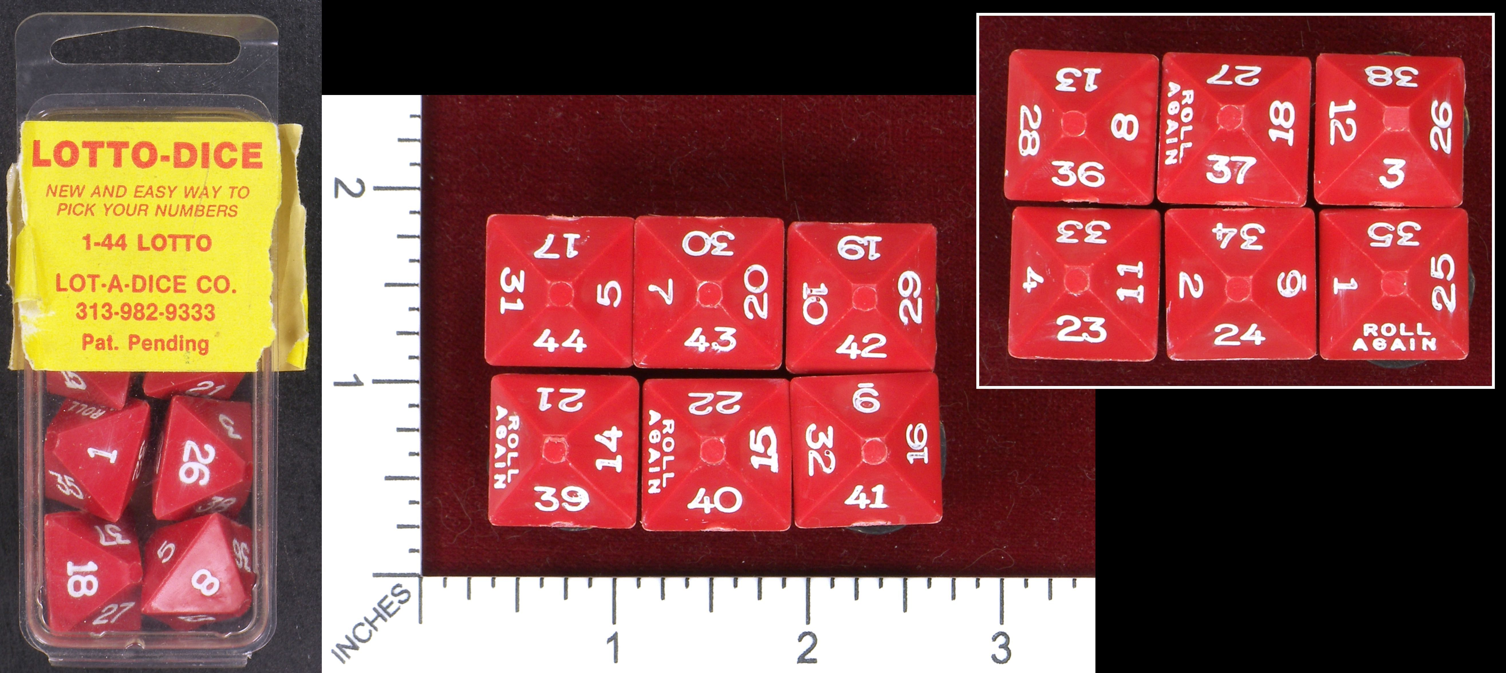 D34 34 Sided Dice