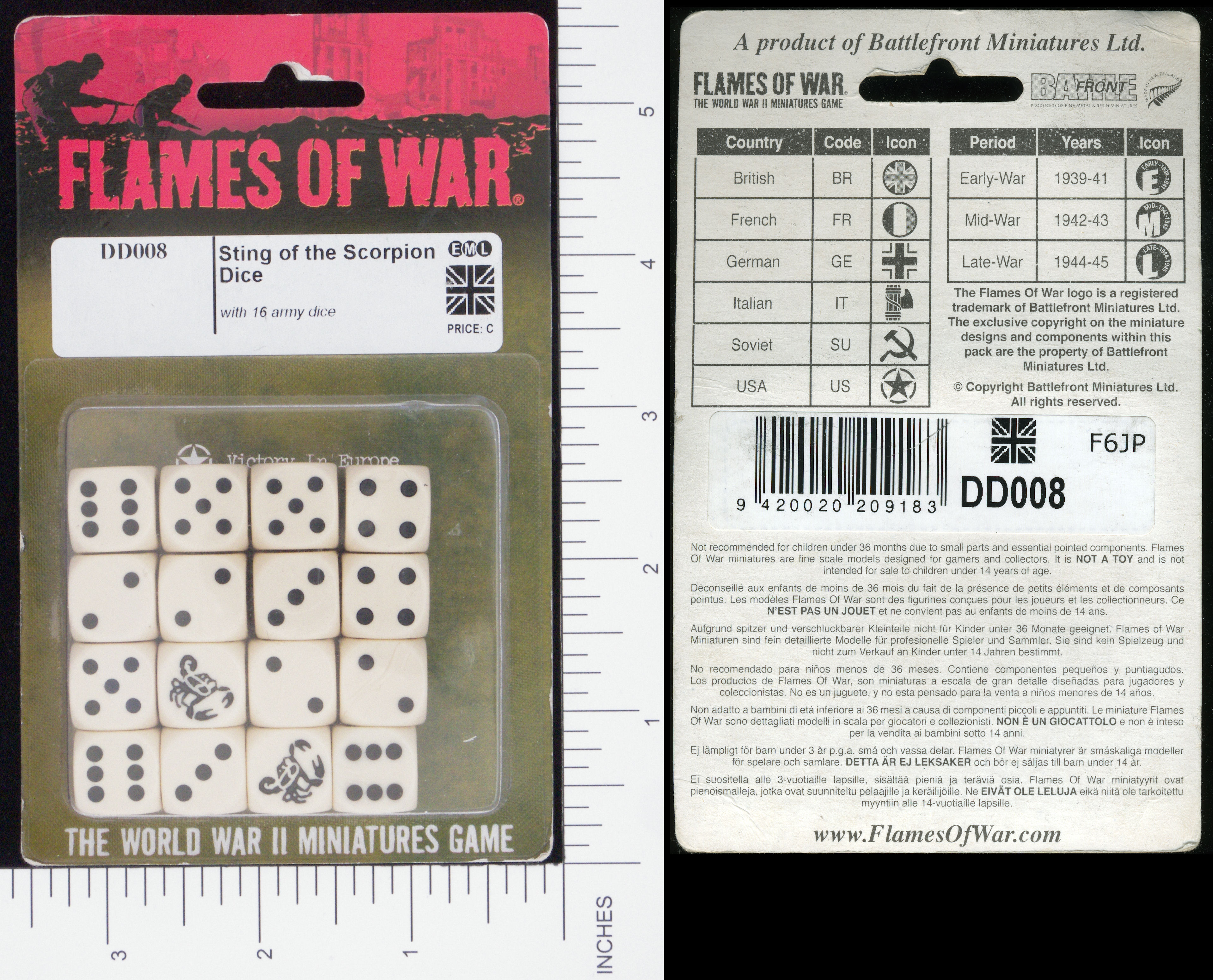 dicecollector com   dice theme   brand   flames of war