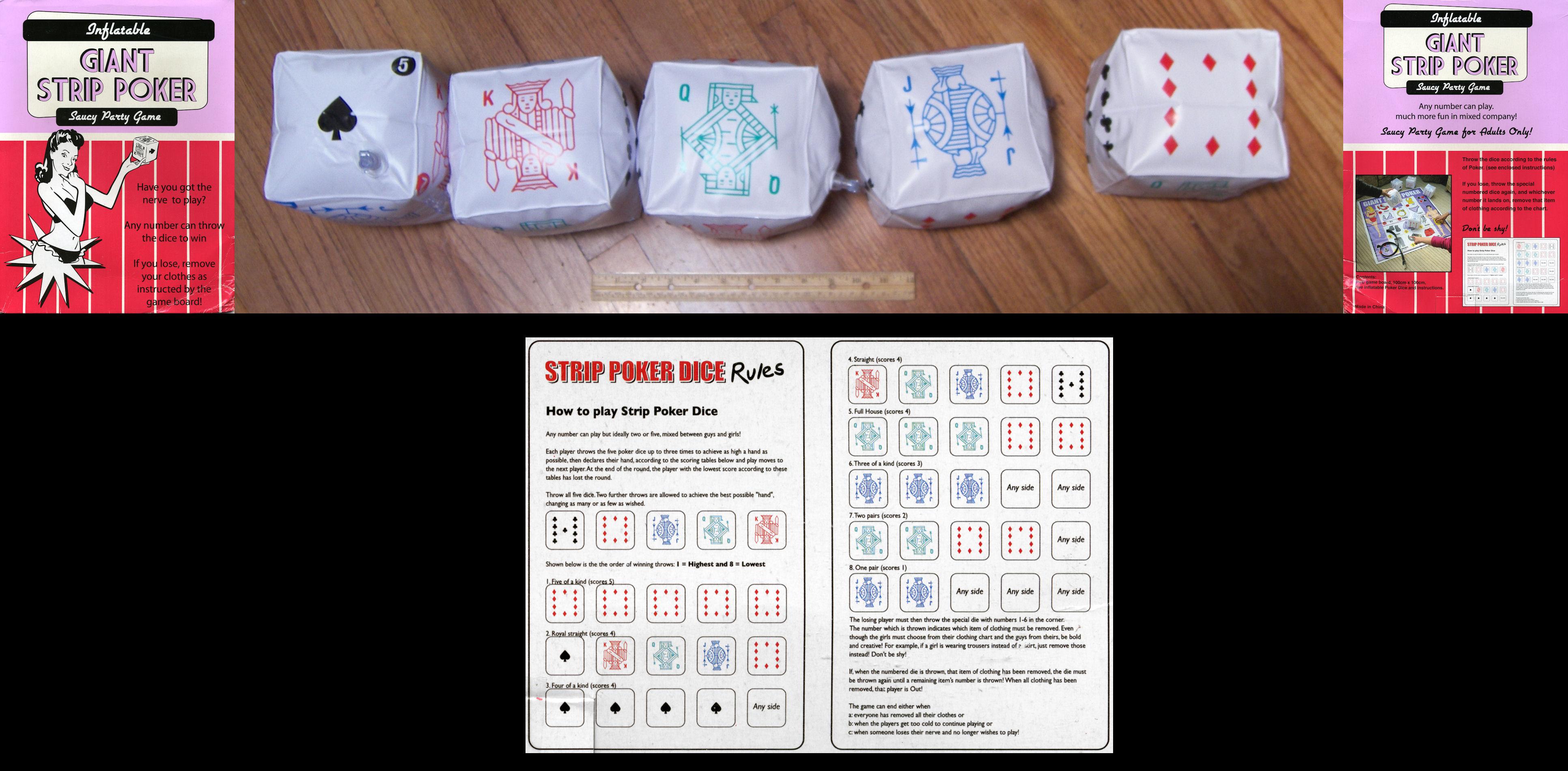 strip poker videos