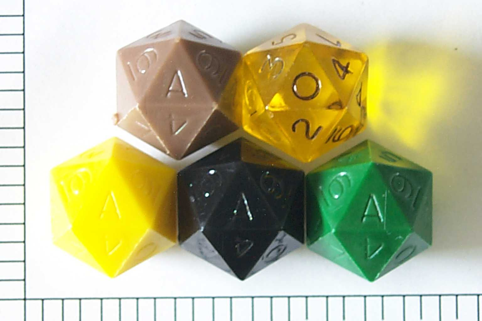 DiceCollector com - DICE THEME : BRAND : THE ARMORY