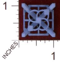 Dice : MINT29 SHAPEWAYS MCTRIVIA D6 GRID DIE 15 02