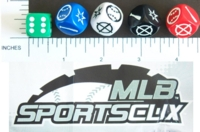 Dice : SPORTS BASEBALL WIZKIDS