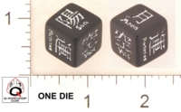 Dice : MINT18 Q WORKSHOP LEGEND OF THE FIVE RINGS 02