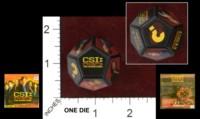 Dice : MINT42 SPECIALTY BOARD GAMES CSI MIAMI THE BOARD GAME