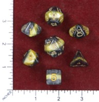 Dice : MINT50 UNKNOWN CHINESE STRIPED IRIDESCENT
