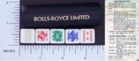 Dice : MINT1 ROLLS ROYCE 01