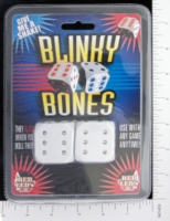 Dice : MINT13 BLINKY BONES 01