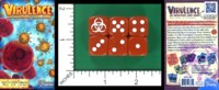 Dice : MINT57 GENIUS GAMES VIRULENCE