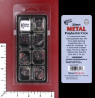 Dice : MINT52 KOPLOW 20MM METAL